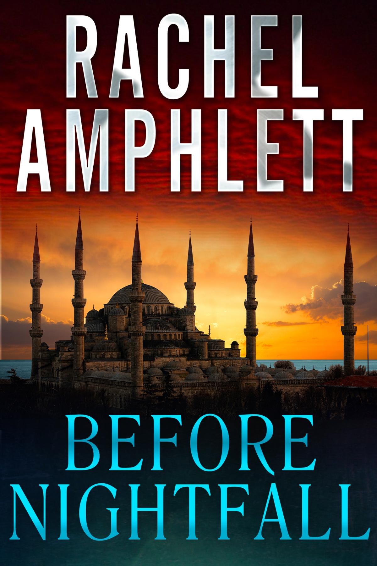 Before Nightfall eBook cover small